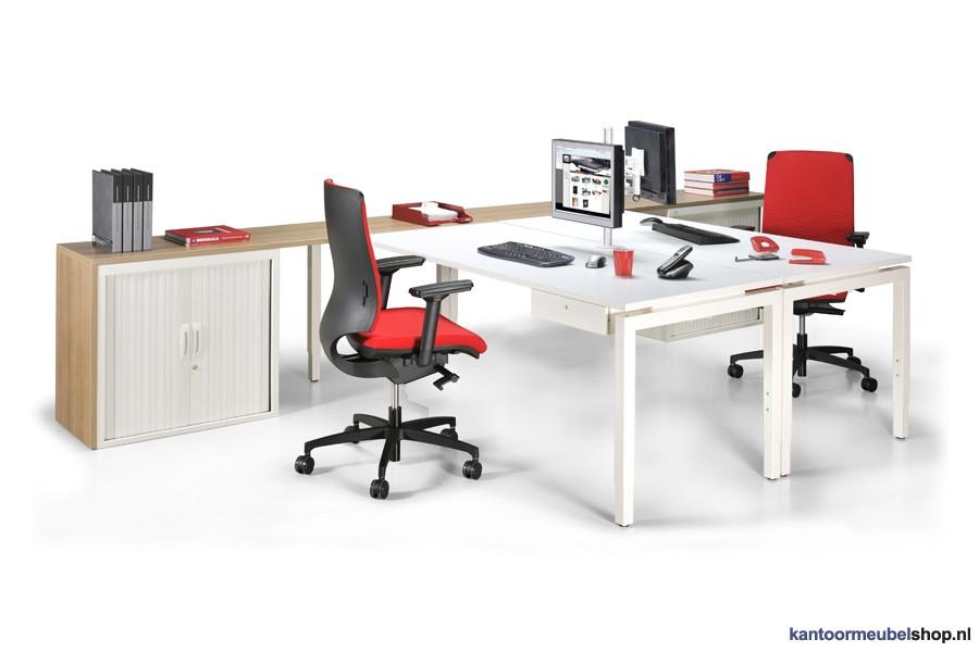 Office Image Kantoormeubelen.Bureautafel Arca