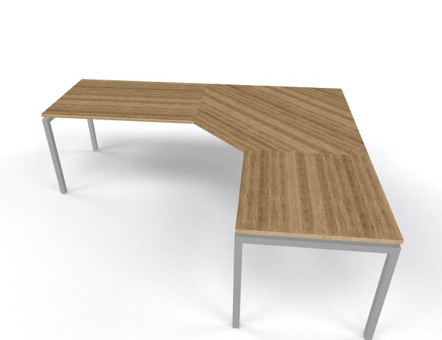 Arca bureau CAD-Combinatie
