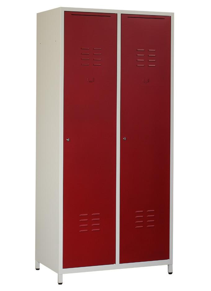 garderobekast brandweer 2 deurs