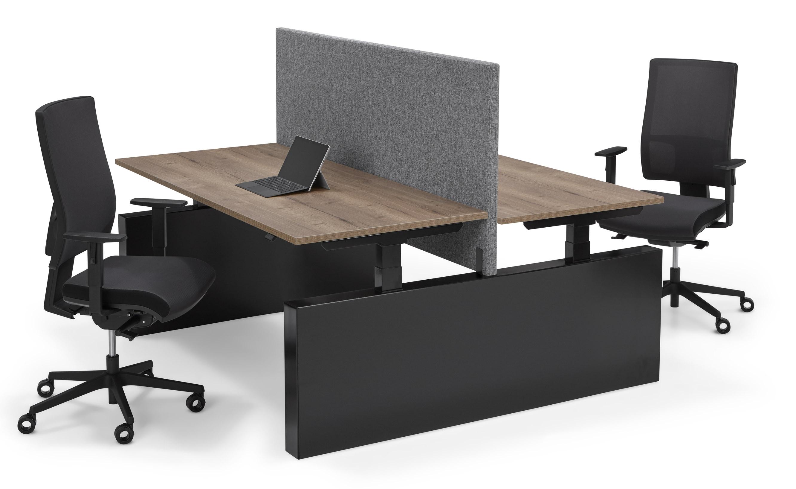 Duo bench elektrisch verstelbaar Flex wang