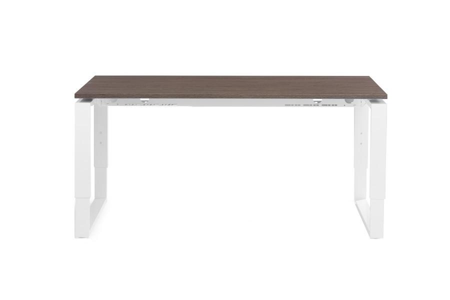 Rechthoekige vergadertafel 180x90cm
