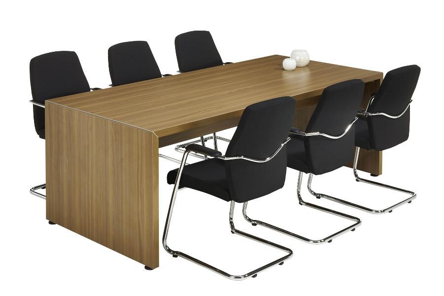 robuuste vergadertafel manager wangenpoot