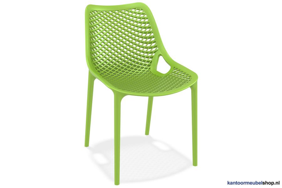stapelbarestoel air groen | kantoormeubelen