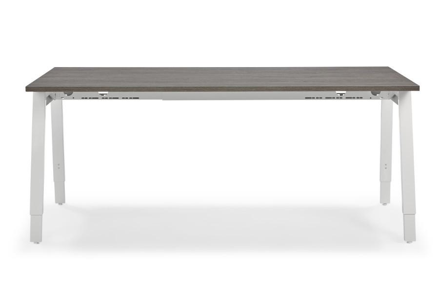 rechthoekige vergadertafel 200x100