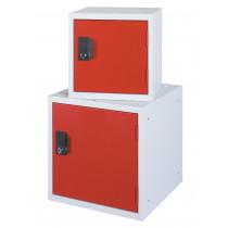 Cube lockers stapelbaar