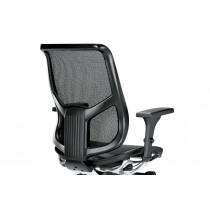 Bureaustoel Carver Air met gestoffeerde zitting 3