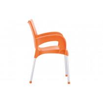 Kantinestoel Romeo oranje 2