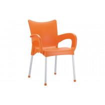 Kantinestoel Romeo oranje 5