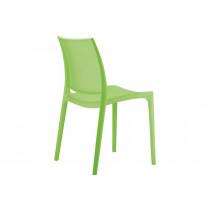 Stapelbare stoel Yami groen 2