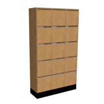 Lockerkast met postvakken 652 4