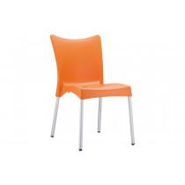 Kantinestoel Juliette oranje
