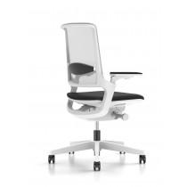 bureaustoel movy wit achterkant