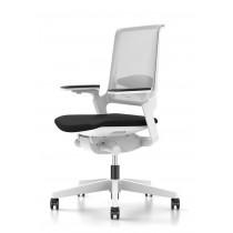 bureaustoel movy 14M8 wit