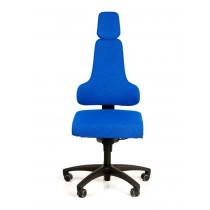 bureaustoel rbm 768 blauw