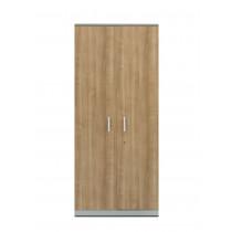 houten draaideurkast
