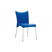 kantinestoel juliette blauw