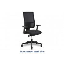 BUREAUSTOEL MESH-LINE