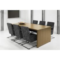 stabiele vergadertafel