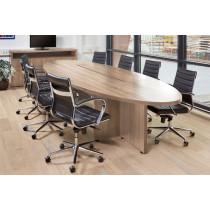 vergadertafel ovaal 420cm
