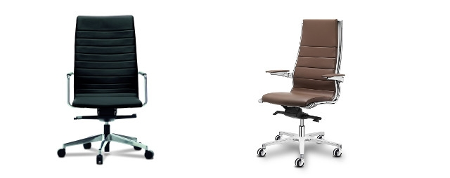 Luxe Leren Bureaustoel.Directiestoelen Lederen Bureaustoel Kantoormeubelen